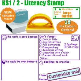 Literacy Stamps