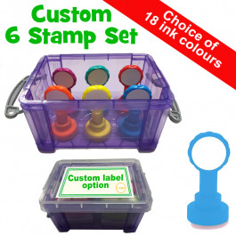Custom Stamp Box Sets