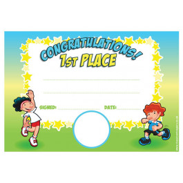 Personalised Certificates
