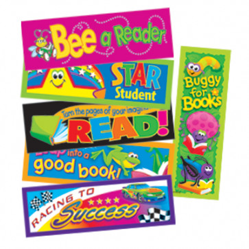 Bookmarks for Schools | Variety Pack