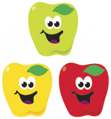 Happy Apples Teacher Reward Stickers for Children