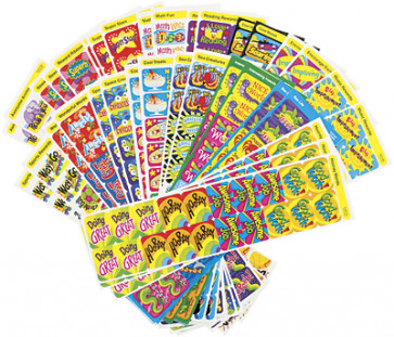 Great Rewards Sticker Variety Packs for Kids