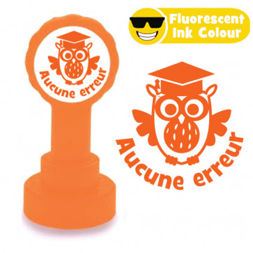 Teacher Stamp | Accune erreur French Language MFL stamp