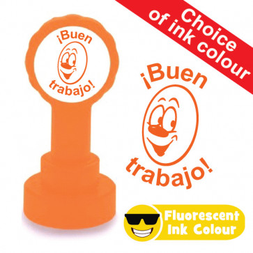 Teacher Stamp | ¡Buen trabajo! Spanish Language Teacher Stamp