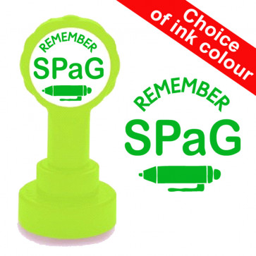 Teacher Stamps | REMEMBER SPaG. Quality Xclamations School  Stamps