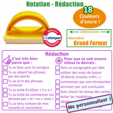 Teacher Stamp | French Language Literacy Feedback & Even Better If Stamp