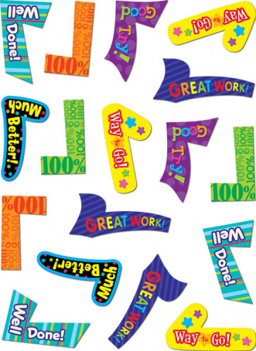 Teacher Reward Stickers | Reward Checkmarks / Ticks for the Classroom