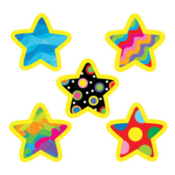 Teacher Reward Stickers | Poppin' Patterns Spot Mini Stickers