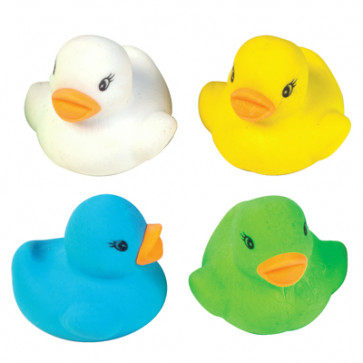 Class Gift & Prizes | Really Cute Duck Rubbers - Great as stocking or party bag fillers too!