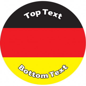 Personalised Stickers for Kids   German Reward Designs to Customise for Teachers