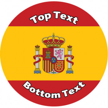 Personalised Stickers for Kids   Spanish Reward Designs to Customise for Teachers