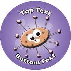 Personalised Stickers for Kids | Spot Alien Designs to Customise for Teachers