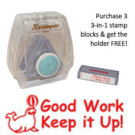Teacher Stampers  | Good Work, Keep it Up!