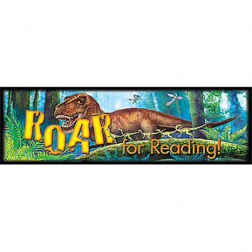 Kids Bookmarks | Teacher pack of 36 - Roar for Reading, Dinosaur Design