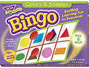 School Educational Games | Colours and Shapes Bingo