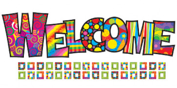 Classroom Display Banners | Welcome