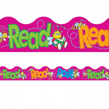 Bee a Reader Decorative Trimmers