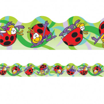 Ladybugs Classroom Display Borders