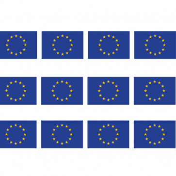 Classroom Borders | EU Flag  / European Union Flag