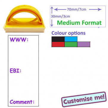 Teacher Stamp | WWW, EBI, Comment - Feedback Stamp