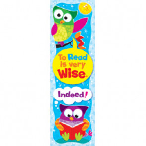 Children's Bookmarks | Wise Owl Design - 36 pack