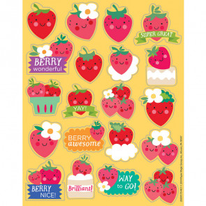 Teacher Scented Stickers | Sweet Smelling Strawberry Reward Stickers