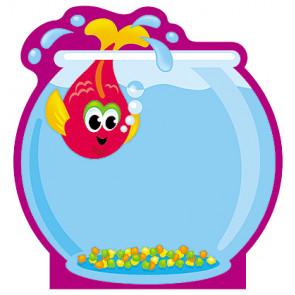 Fish Bowl Note Pad