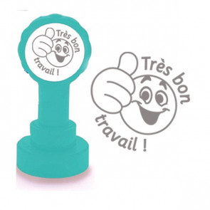 Teacher Stamp | Très bon travail French Teacher Stamp