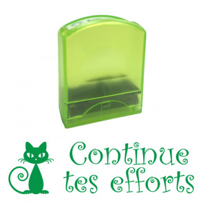 School stamps | Continue tes efforts - French Design Value Stamt