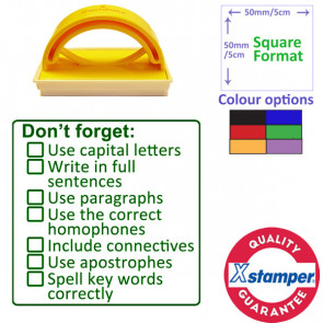 Schpol Stamp | Grammar and Punctuation Marking Checklist