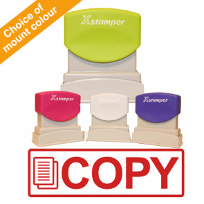 Office Stamps | Copy Message N10 Pre-inked Office Stamp