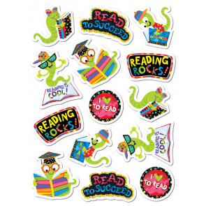 Teacher Reward Stickers | Reading Rocks! Stickers for Kids