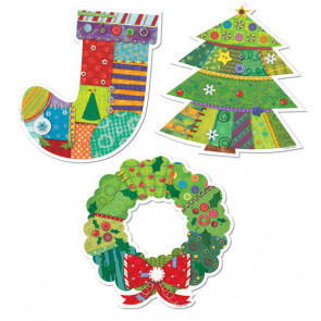 Classroom Display | Christmas Cut Out Decorations (Jumbo)