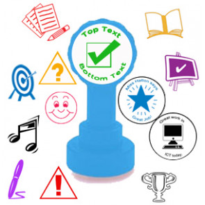 School Stamps | Personalised Self-Inking Stamps
