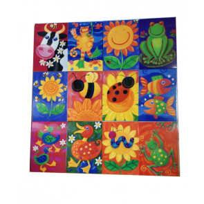 Teacher Class Gifts | Colourful Garden / Summer / Critter Fun Small Notepads for Kids
