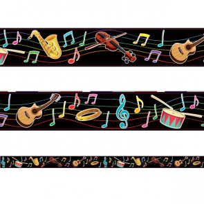 Display Borders | Music Instruments Borders