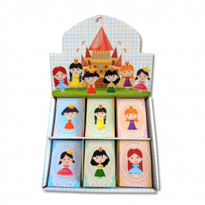 Princess Crown Memo Notepad - Box of 48