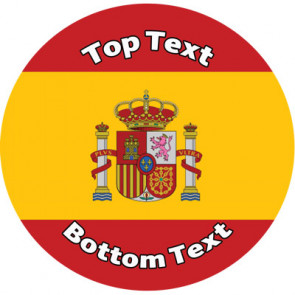 Personalised Stickers for Kids | Spanish Reward Designs to Customise for Teachers