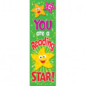 School Bookmarks | Reading Star - 36 pack