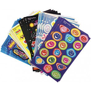 Rockin Bright Foil Shiny Kids Stickers