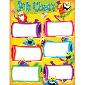 Children's Wall Charts | Job Chart