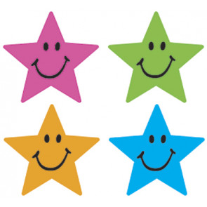 Star Smiles Children's Stickers