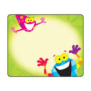 Children's Name Badge Stickers | Frog Design