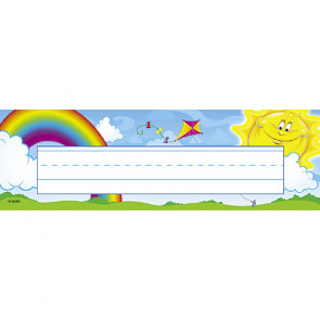 Kids Name Plates | Sunshine Days T69017