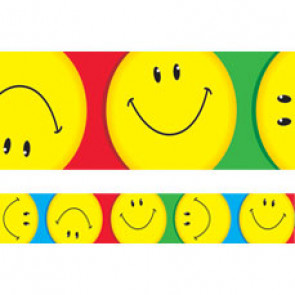 Display trimmers / borders | Smiley Faces