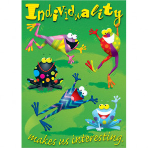 Educational Poster | PSHE Individuality