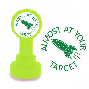 School Stamps | Almost at your target Teacher Stamps