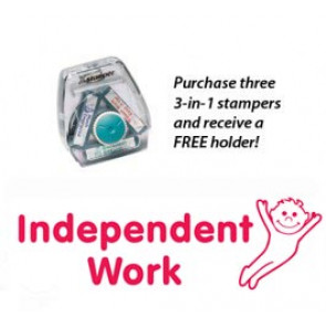 3-in-1 Stamper | Independent Work