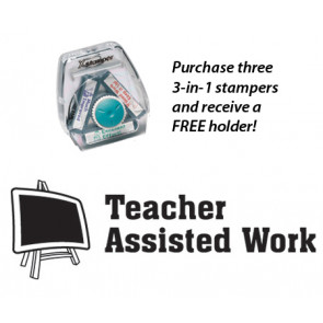 Teacher 3-in-1 Stamper | Teacher Assisted Work
