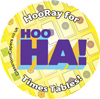 Exclusive HOO HA! sticker